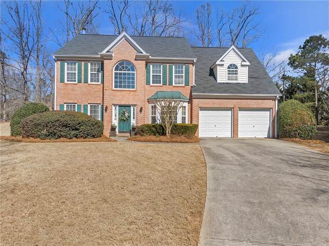 6455 Dressage Crossing, Cumming, GA 30040 (MLS #6846370) :: Scott Fine Homes at Keller Williams First Atlanta