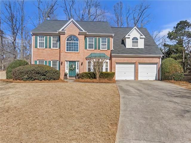6455 Dressage Crossing, Cumming, GA 30040 (MLS #6846370) :: Tonda Booker Real Estate Sales
