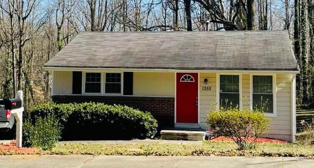 1355 Northwest Drive NW, Atlanta, GA 30318 (MLS #6846372) :: North Atlanta Home Team
