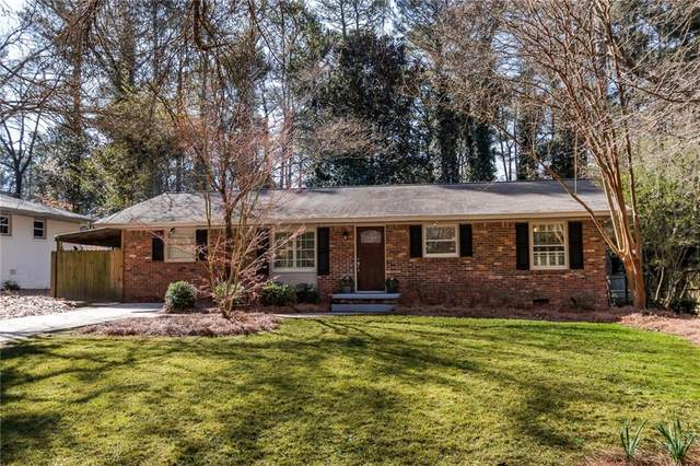 3075 Vine Circle, Decatur, GA 30033 (MLS #6846374) :: North Atlanta Home Team