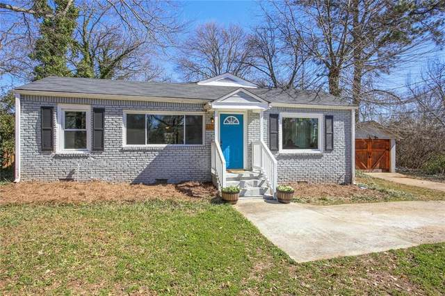 1384 Peachcrest Road, Decatur, GA 30032 (MLS #6846378) :: The Realty Queen & Team