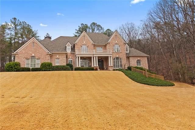 4801 Wigley Road NE, Marietta, GA 30066 (MLS #6846385) :: The Kroupa Team | Berkshire Hathaway HomeServices Georgia Properties