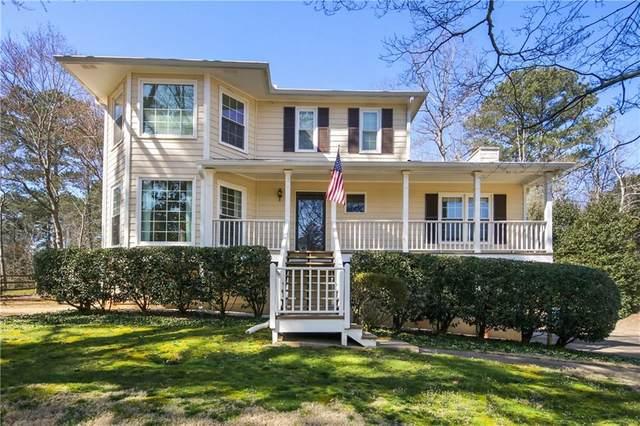 3051 Maple Lane, Alpharetta, GA 30009 (MLS #6846394) :: Good Living Real Estate