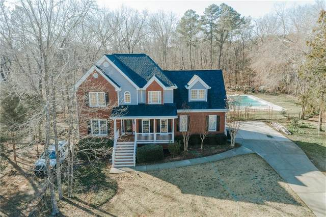 1609 La Fayette Drive, Loganville, GA 30052 (MLS #6846412) :: North Atlanta Home Team