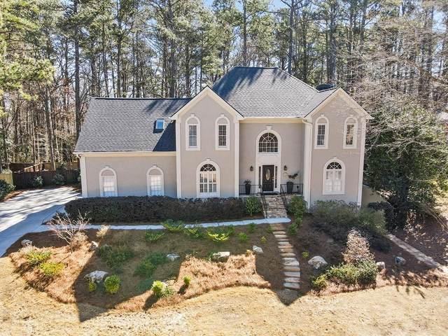 4256 Green Ridge Drive, Marietta, GA 30062 (MLS #6846423) :: North Atlanta Home Team