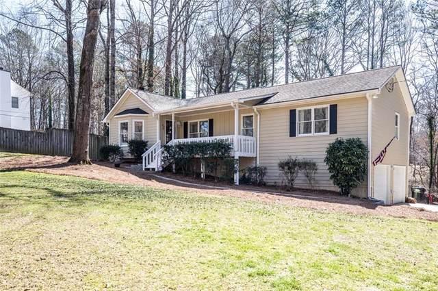 6051 Crabapple Way, Powder Springs, GA 30127 (MLS #6846429) :: North Atlanta Home Team