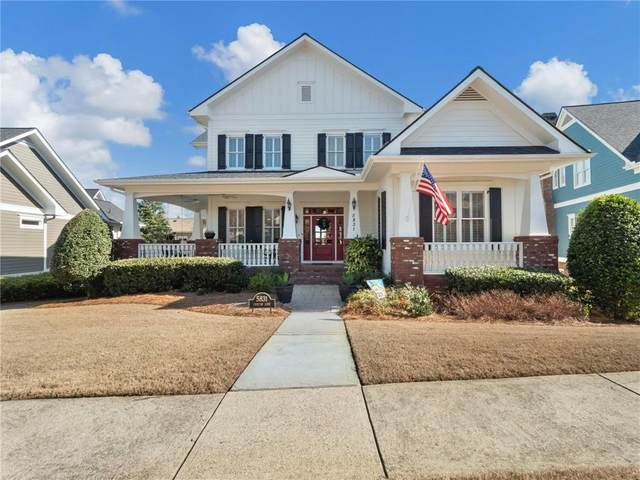 5831 Choctaw Lane, Braselton, GA 30517 (MLS #6846430) :: City Lights Team | Compass