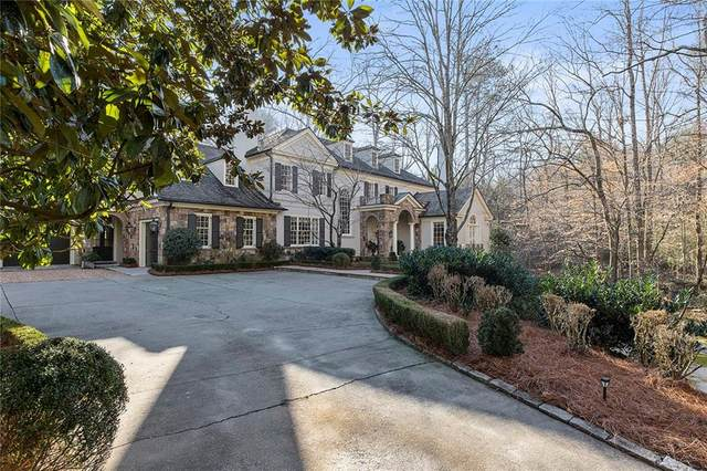 4359 Whitewater Creek Road NW, Atlanta, GA 30327 (MLS #6846431) :: Keller Williams Realty Cityside
