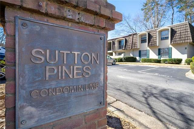 725 Dalrymple Road 1D, Sandy Springs, GA 30328 (MLS #6846451) :: Oliver & Associates Realty