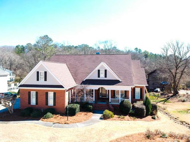 22 Mill Creek Drive, Cartersville, GA 30120 (MLS #6846475) :: City Lights Team | Compass
