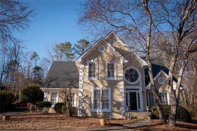 2101 Weatherstone Circle, Conyers, GA 30094 (MLS #6846477) :: North Atlanta Home Team