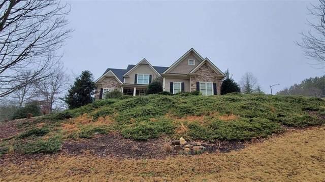701 Conley Drive, Canton, GA 30115 (MLS #6846481) :: Good Living Real Estate