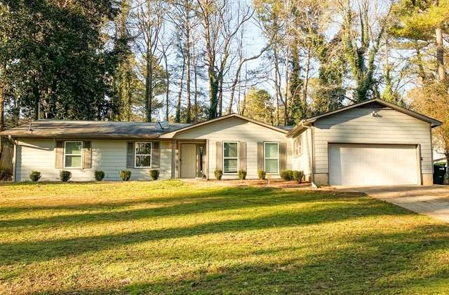 6370 Shallowford Way Ga, Douglasville, GA 30096 (MLS #6846483) :: The Butler/Swayne Team