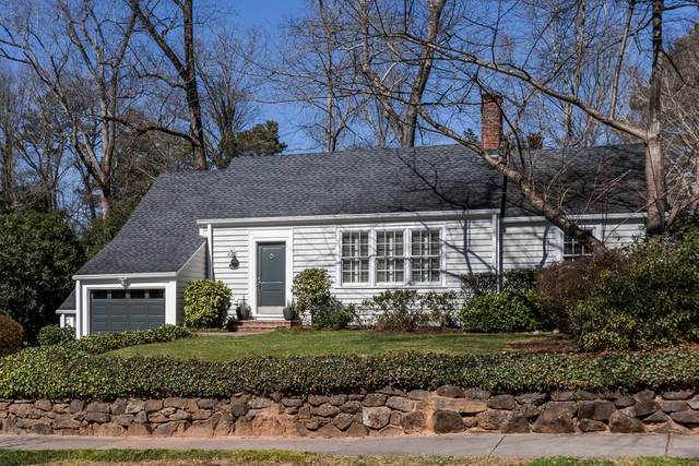 227 Woodlawn Avenue, Decatur, GA 30030 (MLS #6846491) :: Lakeshore Real Estate Inc.