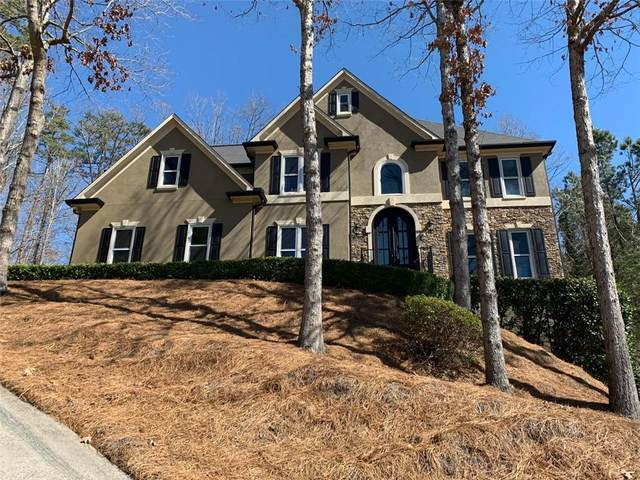 4925 Chatsworth Lane, Suwanee, GA 30024 (MLS #6846500) :: The Gurley Team