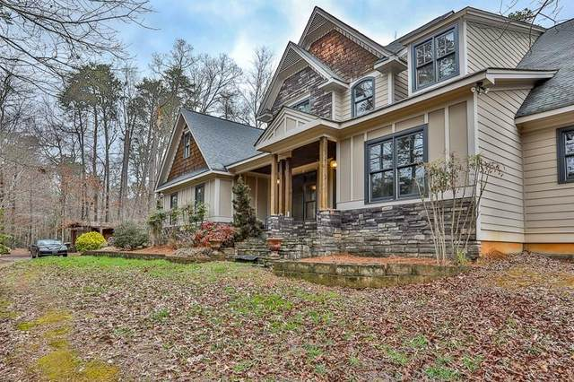 29 Vista Point, Ellijay, GA 30540 (MLS #6846510) :: Rock River Realty