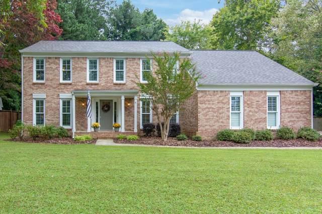 5158 Killingsworth Trace, Peachtree Corners, GA 30092 (MLS #6846522) :: Lakeshore Real Estate Inc.