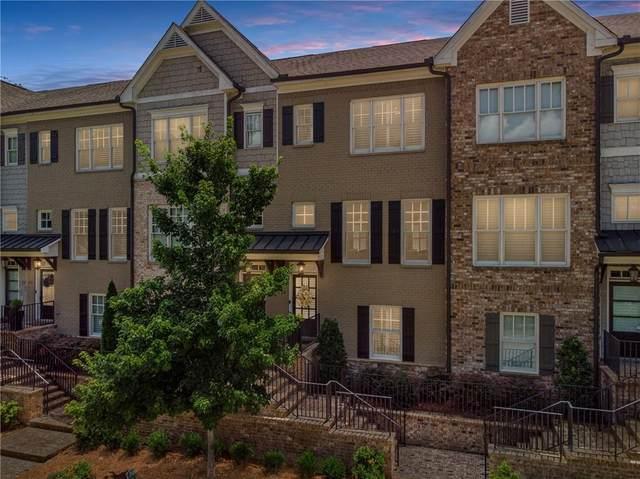 224 Chastain Preserve Lane NE, Atlanta, GA 30342 (MLS #6846523) :: North Atlanta Home Team