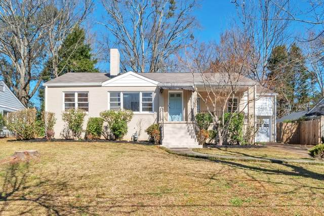 2346 Sanford Road, Decatur, GA 30033 (MLS #6846532) :: The Zac Team @ RE/MAX Metro Atlanta
