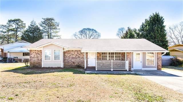 62 Green Valley Drive, Riverdale, GA 30274 (MLS #6846536) :: North Atlanta Home Team
