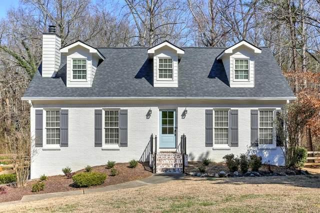 4346 Arbor Bridge Drive, Marietta, GA 30066 (MLS #6846539) :: Path & Post Real Estate
