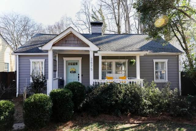 2675 Hosea L Williams Drive SE, Atlanta, GA 30317 (MLS #6846545) :: Path & Post Real Estate