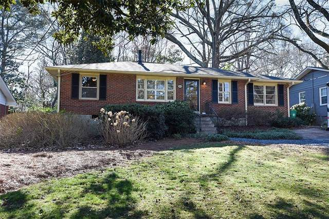 2451 Woodridge Drive, Decatur, GA 30033 (MLS #6846555) :: North Atlanta Home Team