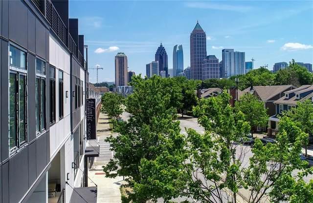223 16th Street NW #8, Atlanta, GA 30363 (MLS #6846561) :: Path & Post Real Estate