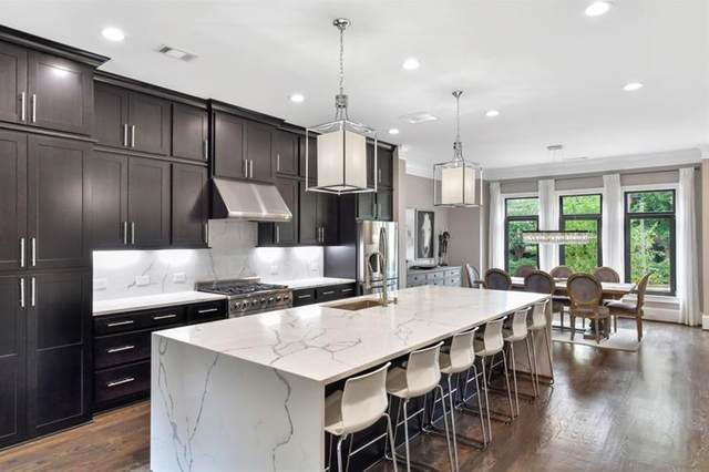 2009 Briarcliff Road NE #1102, Atlanta, GA 30329 (MLS #6846564) :: The Cowan Connection Team