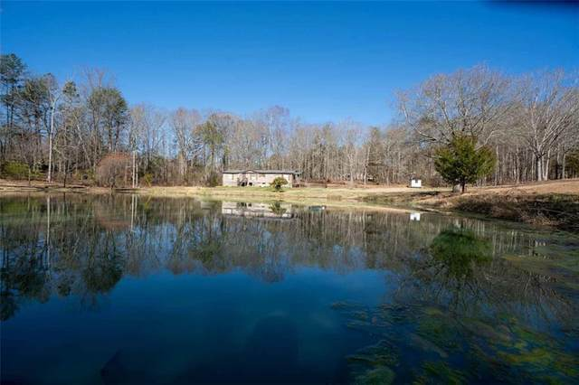 824 Silver Dollar Road, Maysville, GA 30558 (MLS #6846578) :: Dillard and Company Realty Group