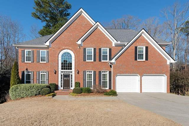 885 Highland Bend Cove, Alpharetta, GA 30022 (MLS #6846587) :: The Gurley Team