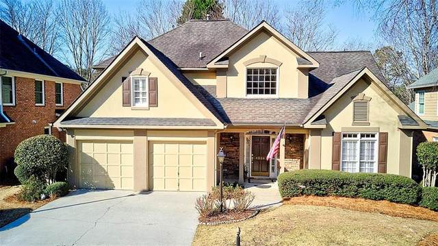 4526 Village Springs Place, Dunwoody, GA 30338 (MLS #6846588) :: Scott Fine Homes at Keller Williams First Atlanta