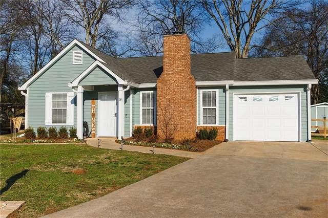 18 Green Ives Lane, Cartersville, GA 30120 (MLS #6846598) :: Kennesaw Life Real Estate