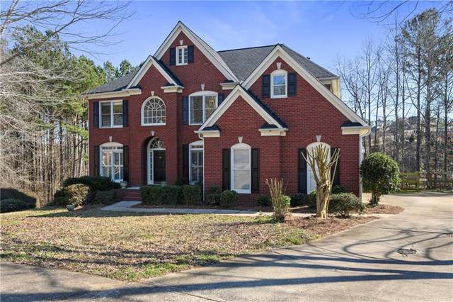 46 Crest Hollow Lane, Acworth, GA 30101 (MLS #6846602) :: Scott Fine Homes at Keller Williams First Atlanta