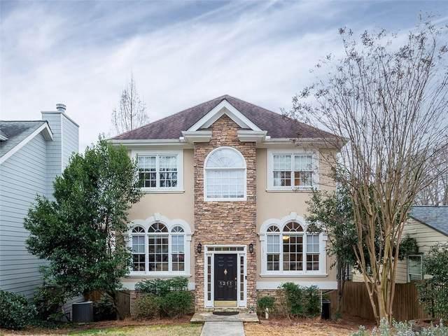 1311 Oaklawn Avenue NE, Brookhaven, GA 30319 (MLS #6846609) :: Good Living Real Estate