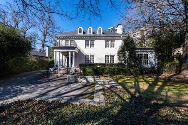 35 Muscogee Avenue NW, Atlanta, GA 30305 (MLS #6846614) :: Tonda Booker Real Estate Sales