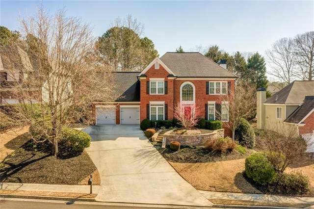 1719 Praters Point, Dacula, GA 30019 (MLS #6846618) :: Scott Fine Homes at Keller Williams First Atlanta