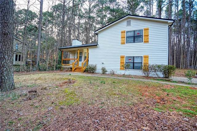 4808 Davenport Trace NW, Acworth, GA 30101 (MLS #6846631) :: Path & Post Real Estate