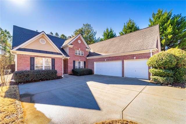 4003 Suwanee Place Drive, Suwanee, GA 30024 (MLS #6846634) :: North Atlanta Home Team