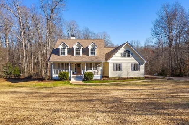 1887 Holiday Cemetery Road, Jefferson, GA 30549 (MLS #6846637) :: North Atlanta Home Team