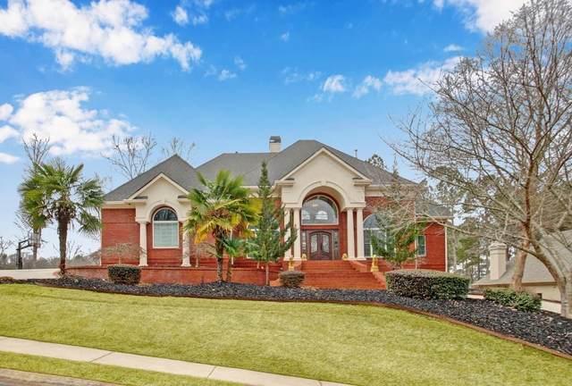 109 Somerset Hills #6, Mcdonough, GA 30253 (MLS #6846655) :: Scott Fine Homes at Keller Williams First Atlanta