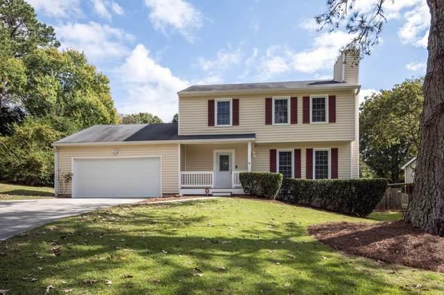 1465 Chase Terrace, Snellville, GA 30078 (MLS #6846666) :: Tonda Booker Real Estate Sales