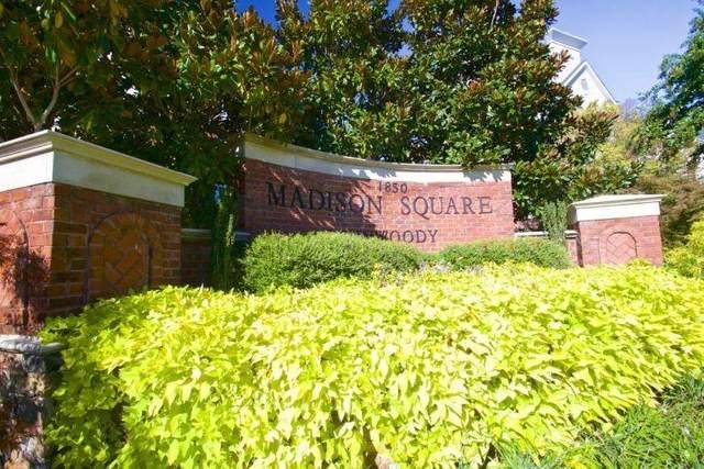 1850 Cotillion Drive #1214, Dunwoody, GA 30338 (MLS #6846668) :: The Butler/Swayne Team