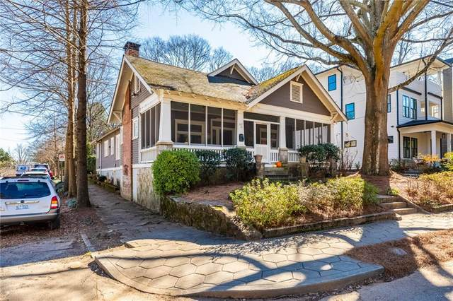307 Candler Street NE, Atlanta, GA 30307 (MLS #6846671) :: The Realty Queen & Team