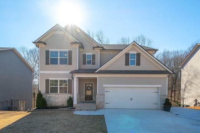 1521 Adams Avenue, Braselton, GA 30517 (MLS #6846676) :: Dillard and Company Realty Group