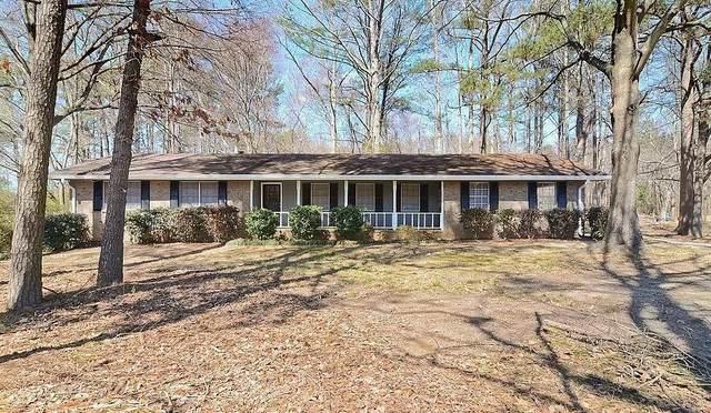 4125 Flat Shoals Road, Union City, GA 30291 (MLS #6846679) :: North Atlanta Home Team