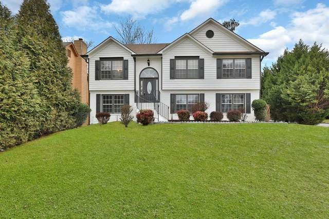 221 Oak Vista Court, Lawrenceville, GA 30044 (MLS #6846683) :: North Atlanta Home Team