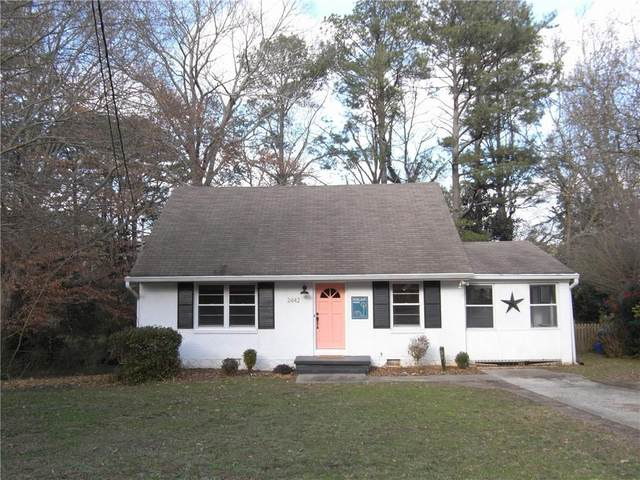 2442 Shadydale Lane, Decatur, GA 30033 (MLS #6846693) :: The Zac Team @ RE/MAX Metro Atlanta