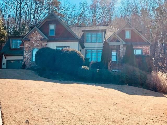 11 Parkside View NW, Cartersville, GA 30121 (MLS #6846694) :: North Atlanta Home Team