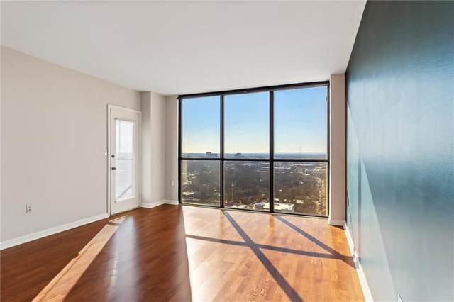 1280 W Peachtree Street NW #3604, Atlanta, GA 30309 (MLS #6846698) :: Path & Post Real Estate